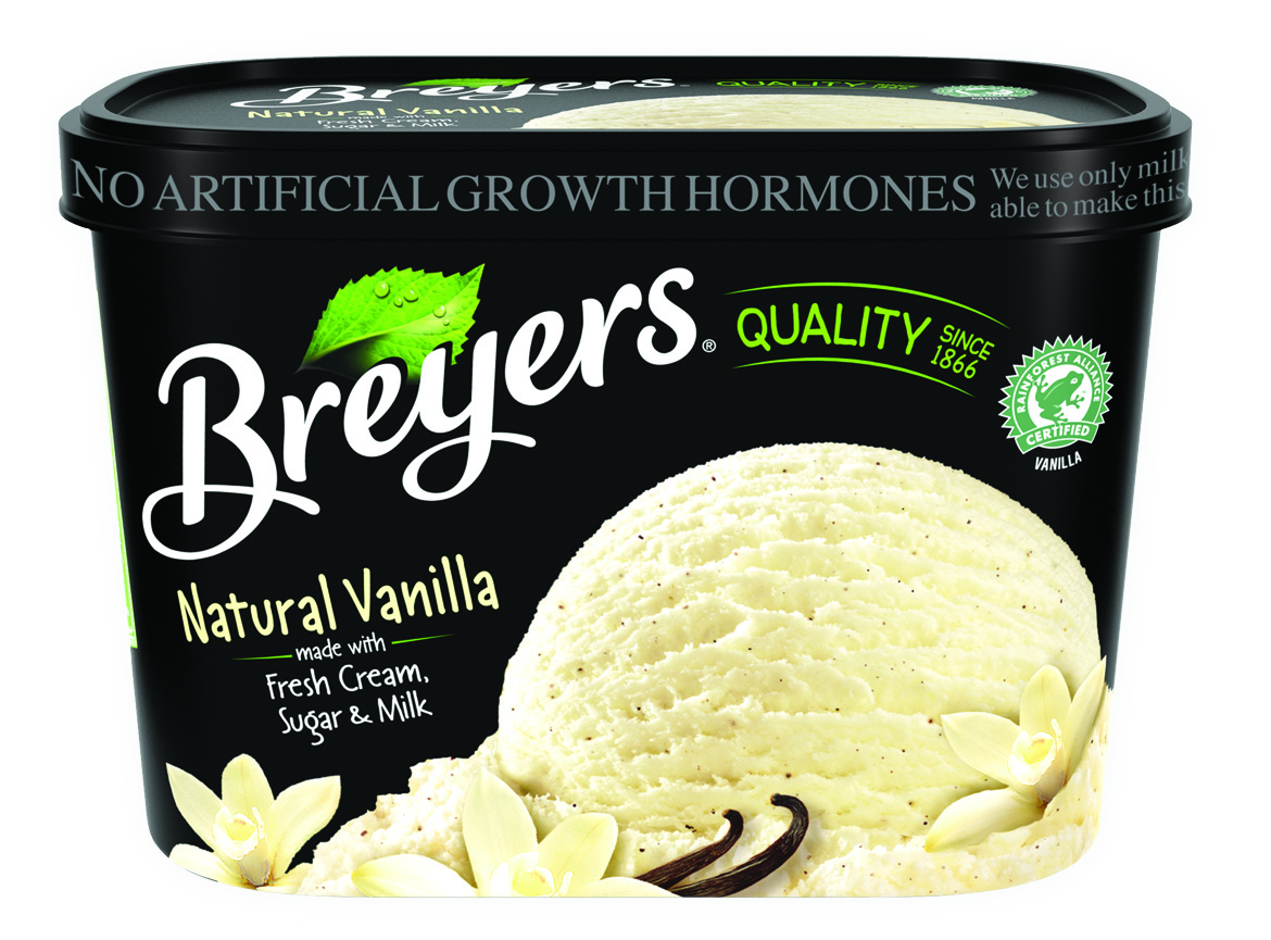 Vanilla Ice Cream Brands